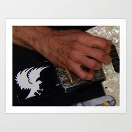 The Nighthawks Art Print