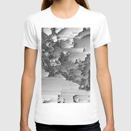 Japanese Glitch Art No.3 T-shirt