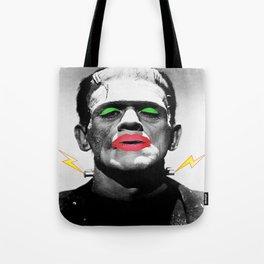 Frankenstein Drag Tote Bag