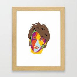 Bon JOvi Framed Art Print