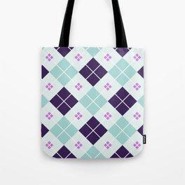 Scottish pattern Tote Bag