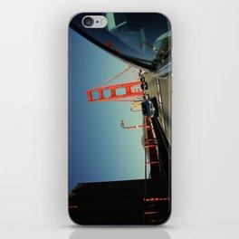 Golden Gate Bridge; Mid-Crossing. iPhone Skin