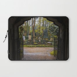 Cemetery gates Laptop Sleeve
