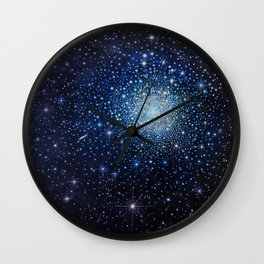 Hercule`s Cluster - M17 Wall Clock
