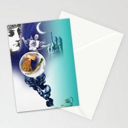 1001 Nights II Stationery Cards