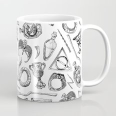Harry Potter Horcruxes and Items Mug