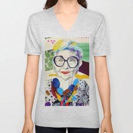 Fashion Icon Fanart Unisex V-Neck