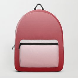 Muladhara Chakra Red Ombré Backpack