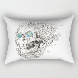 No Second Chances Rectangular Pillow