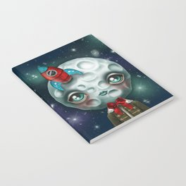 Moon Boy Notebook