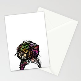 Good Hair Day II Stationery Cards