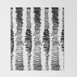 Phonetic Pattern #798 Throw Blanket