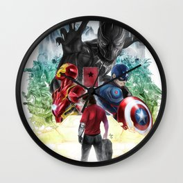 Your One. Your Only. Your... Wall Clock