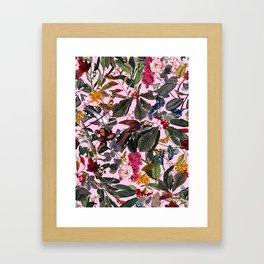 The Butterfly's Dream Framed Art Print