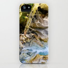 johnston canyon, 2017. iPhone Case
