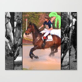 XC Compilation Canvas Print