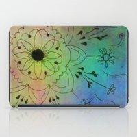 zentangle iPad Cases featuring Zentangle by Anne Seltmann
