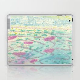 Bora Bora - The Beautiful Sea Laptop & iPad Skin