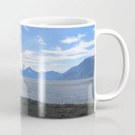 Alaskan Railcar refections Coffee Mug