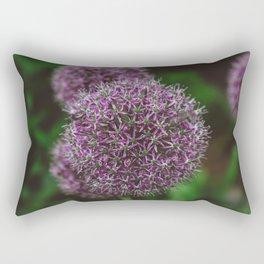 New York Alliums Rectangular Pillow