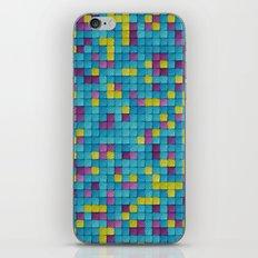 PAPER PIXEL / comedy iPhone & iPod Skin