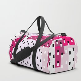 Hello City - Pink Dreams Duffle Bag
