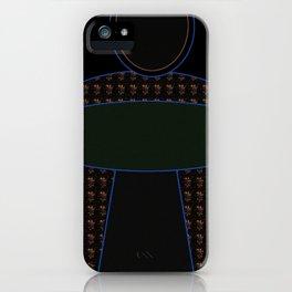 The Black Madonna of Tarsus iPhone Case