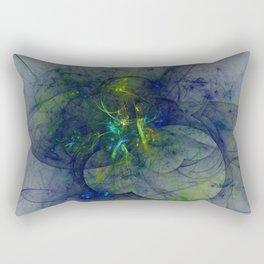 Mafdet's Claw Rectangular Pillow