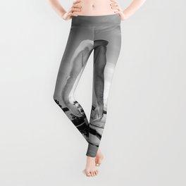Black Pool Bare Leggings
