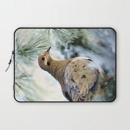 Mourning Dove Laptop Sleeve