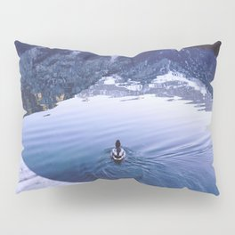 Duck on the Water Pillow Sham
