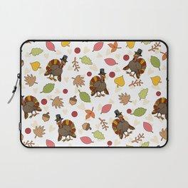 Thanksgiving Turkey pattern Laptop Sleeve