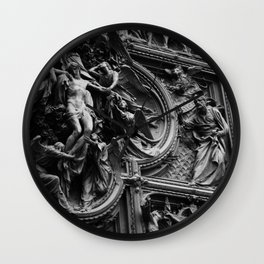 Duomo Di Milano Wall Clock