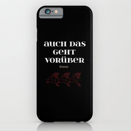 Anti Christmas Haters Funny Sayings Opponent iPhone Case