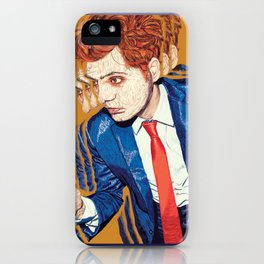 Gerard Way in Millions iPhone Case