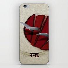 Weapon Chi iPhone & iPod Skin