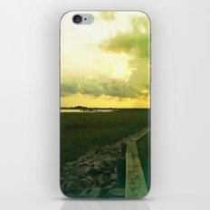 océano 7 iPhone & iPod Skin