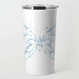 Butterfly 156 Travel Mug