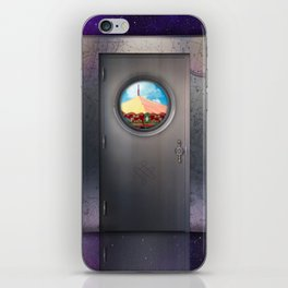 Doors iPhone Skin