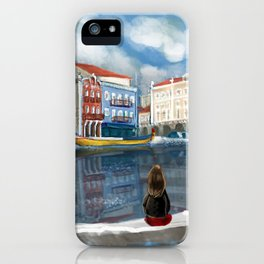 Aveiro iPhone Case