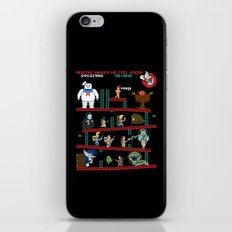 The Real Donkey Puft iPhone & iPod Skin