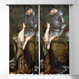 12,000pixel-500dpi - John William Waterhouse - Lamia - Digital Remastered Edition Blackout Curtain