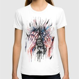 Metamorphosis-crow T-shirt