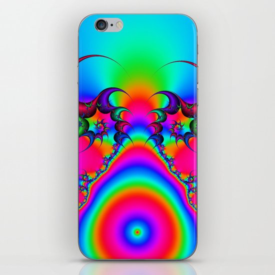 Sacred Rainbow iPhone & iPod Skin