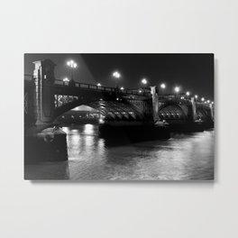Southwark Bridge London Metal Print