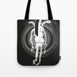 Long Death Tote Bag
