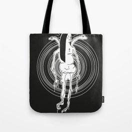 Long Death Tote Bag