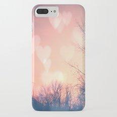 Love is in the Air iPhone 7 Plus Slim Case