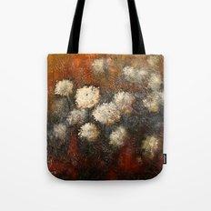 Golden Blossoms Tote Bag