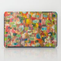 murakami iPad Cases featuring Pallet nº1 by Yago Murakami